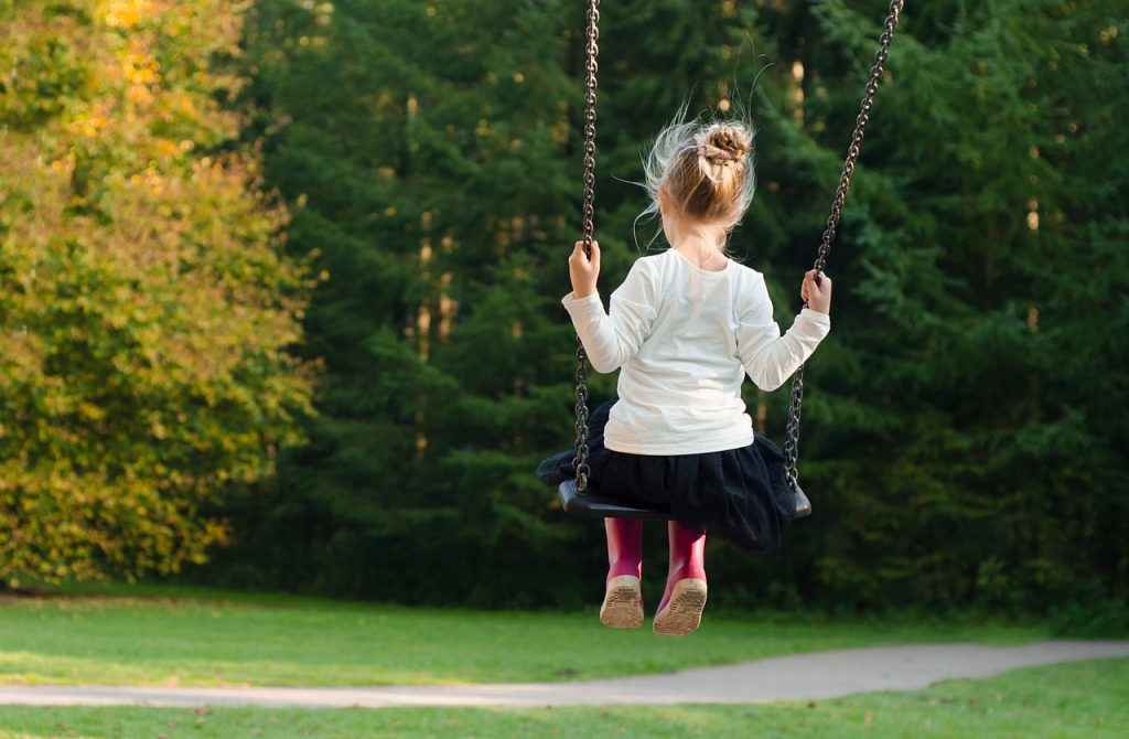 ensuring safety in a swing