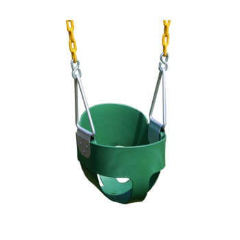 Eastern Jungle Gym High Back Full Bucket Swing